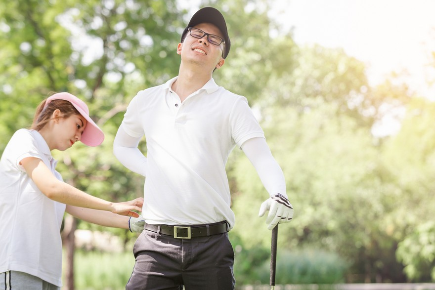 Physiotherapy for Golfing Injuries